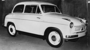 LloydHartnett Alexander 600 Brisbane 1958